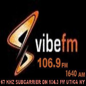 1069 The Vibe FM, Playing A Variety From The 80's, 90's and Today